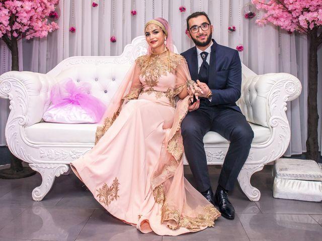 Le mariage de Kimberley et Zacharia