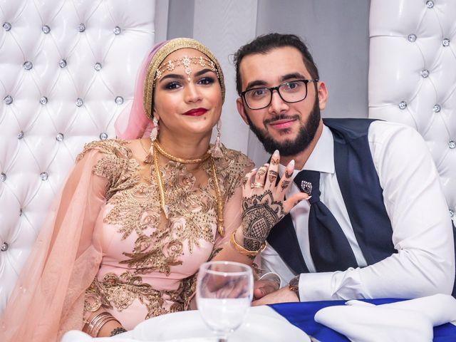 Le mariage de Zacharia et Kimberley à Paris, Paris 45
