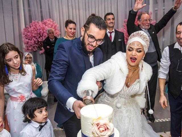 Le mariage de Zacharia et Kimberley à Paris, Paris 59
