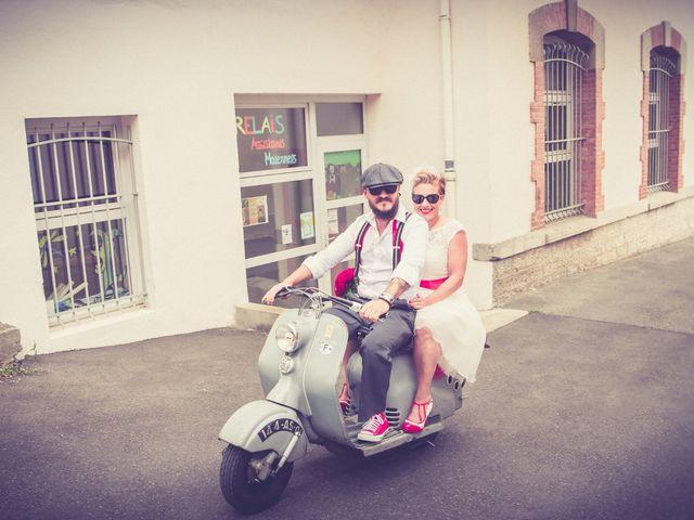 Le mariage de Olivier et Emilie à Montmeyran, Drôme 14