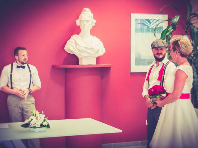 Le mariage de Olivier et Emilie à Montmeyran, Drôme 18