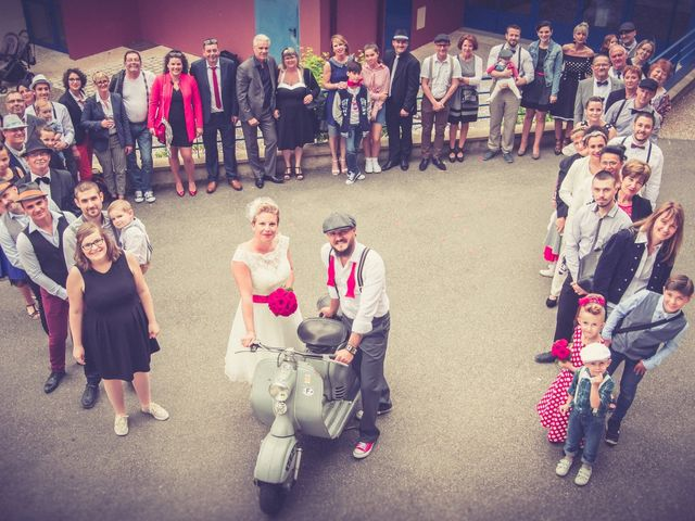 Le mariage de Olivier et Emilie à Montmeyran, Drôme 20