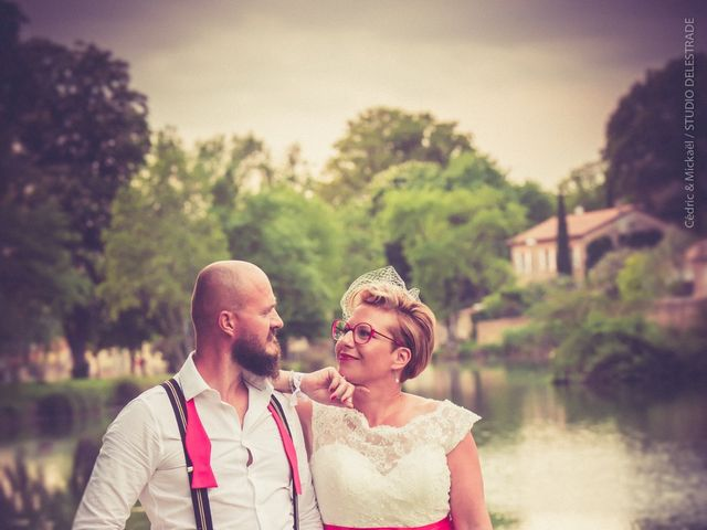 Le mariage de Olivier et Emilie à Montmeyran, Drôme 35