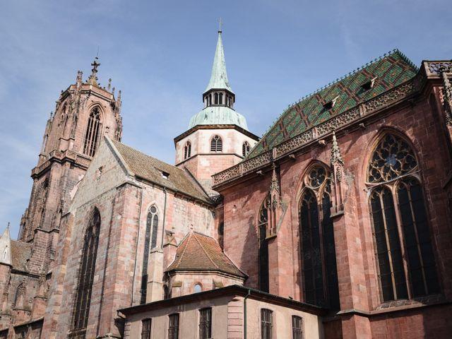 Le mariage de Thibaut et Dominique à Sélestat, Bas Rhin 3