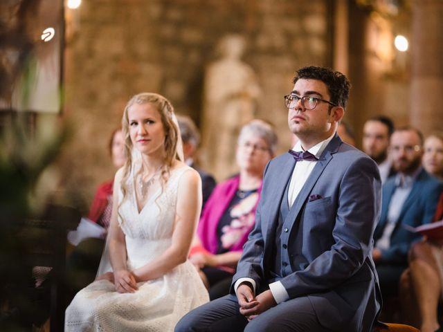 Le mariage de Thibaut et Dominique à Sélestat, Bas Rhin 7