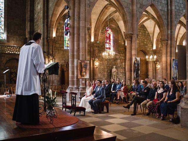 Le mariage de Thibaut et Dominique à Sélestat, Bas Rhin 1
