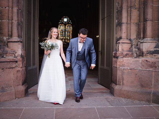 Le mariage de Thibaut et Dominique à Sélestat, Bas Rhin 12