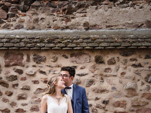 Le mariage de Thibaut et Dominique à Sélestat, Bas Rhin 13