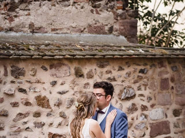 Le mariage de Thibaut et Dominique à Sélestat, Bas Rhin 15