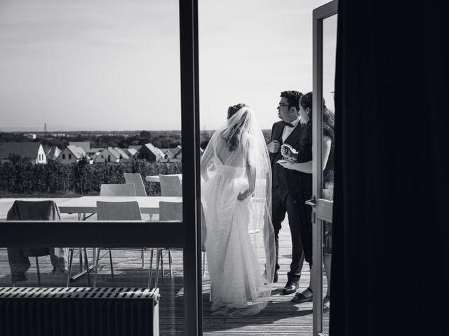 Le mariage de Thibaut et Dominique à Sélestat, Bas Rhin 30
