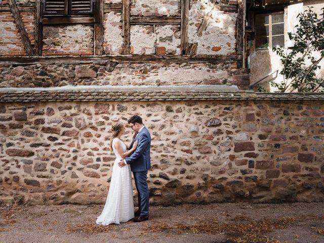 Le mariage de Thibaut et Dominique à Sélestat, Bas Rhin 14