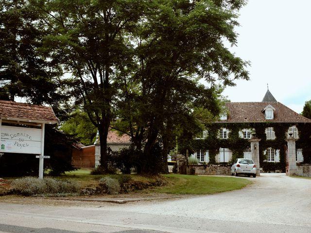 Le mariage de Mickael et Lauren à Landaville, Vosges 1