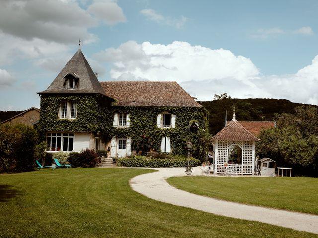 Le mariage de Mickael et Lauren à Landaville, Vosges 2