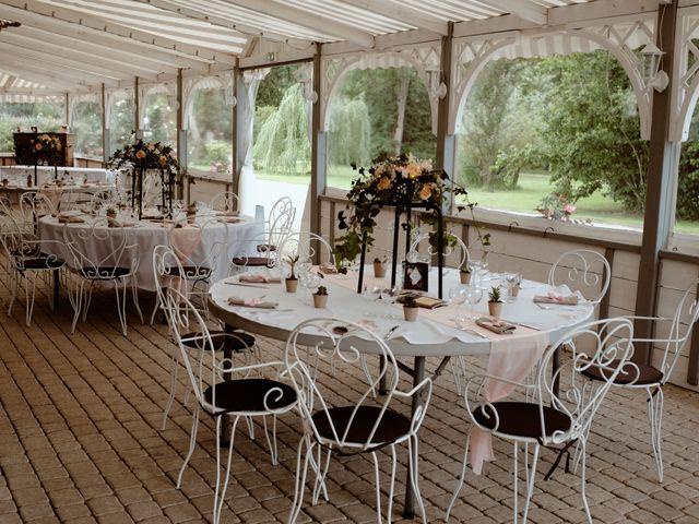 Le mariage de Mickael et Lauren à Landaville, Vosges 4
