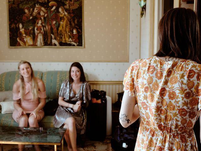 Le mariage de Mickael et Lauren à Landaville, Vosges 20