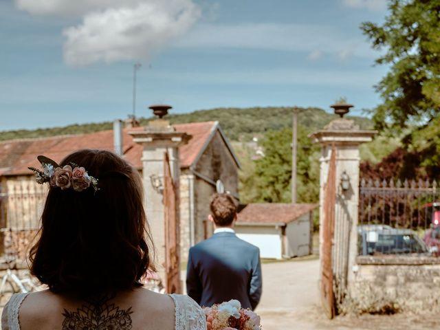 Le mariage de Mickael et Lauren à Landaville, Vosges 26