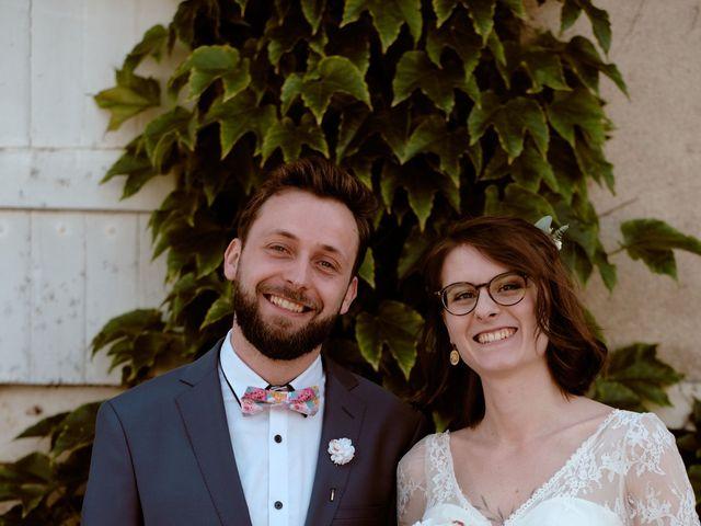 Le mariage de Mickael et Lauren à Landaville, Vosges 28