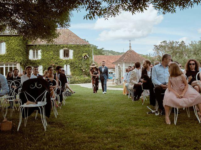 Le mariage de Mickael et Lauren à Landaville, Vosges 33