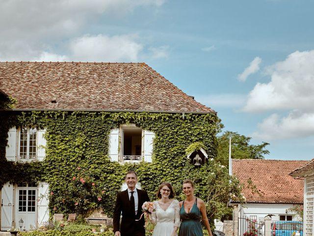 Le mariage de Mickael et Lauren à Landaville, Vosges 34