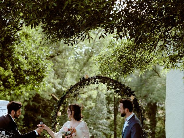 Le mariage de Mickael et Lauren à Landaville, Vosges 35