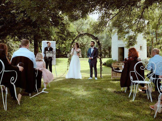 Le mariage de Mickael et Lauren à Landaville, Vosges 36