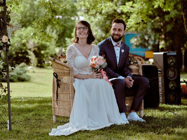 Le mariage de Mickael et Lauren à Landaville, Vosges 37
