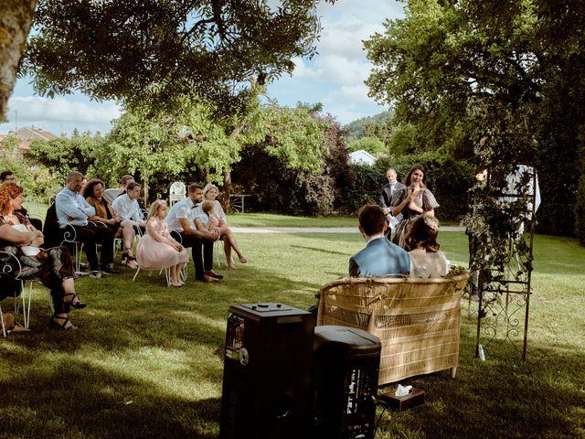 Le mariage de Mickael et Lauren à Landaville, Vosges 38