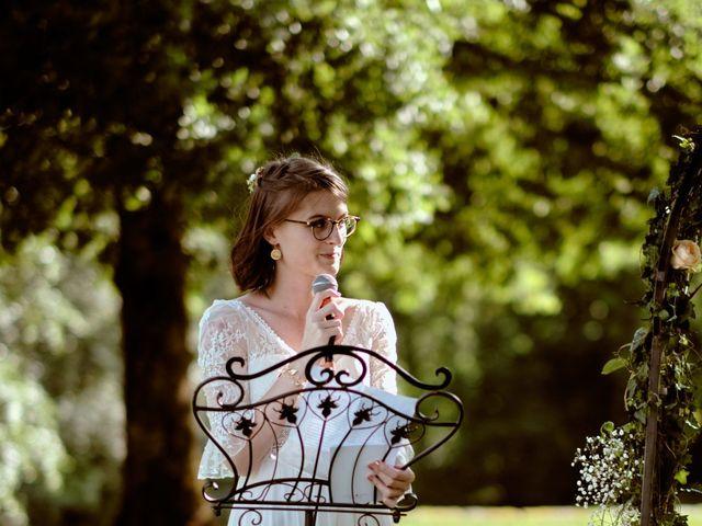 Le mariage de Mickael et Lauren à Landaville, Vosges 40