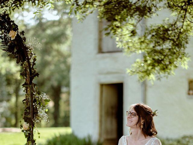 Le mariage de Mickael et Lauren à Landaville, Vosges 42