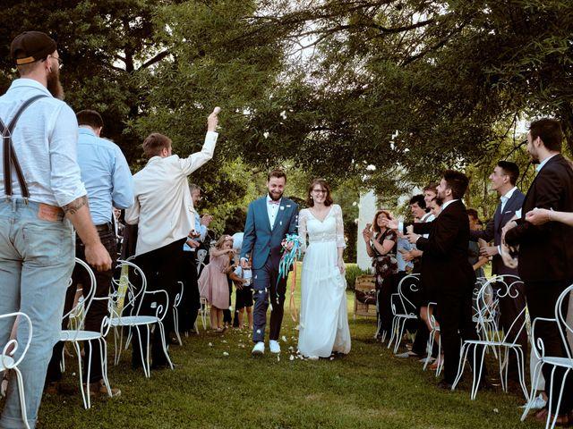 Le mariage de Mickael et Lauren à Landaville, Vosges 44