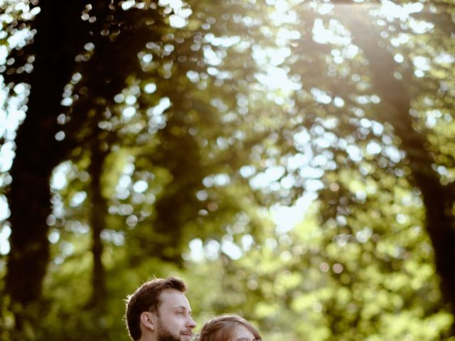 Le mariage de Mickael et Lauren à Landaville, Vosges 45