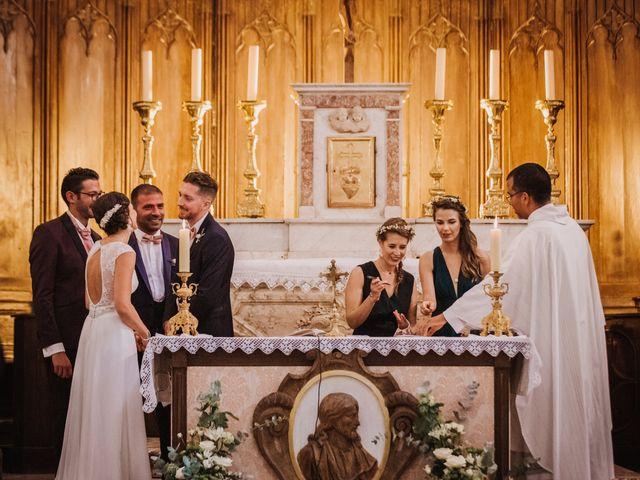 Le mariage de Norman et Manon à Villeneuvette, Hérault 21