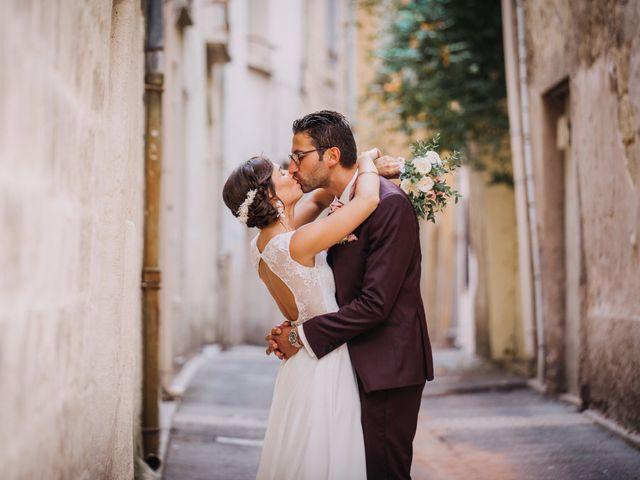Le mariage de Norman et Manon à Villeneuvette, Hérault 24