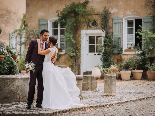 Le mariage de Norman et Manon à Villeneuvette, Hérault 25