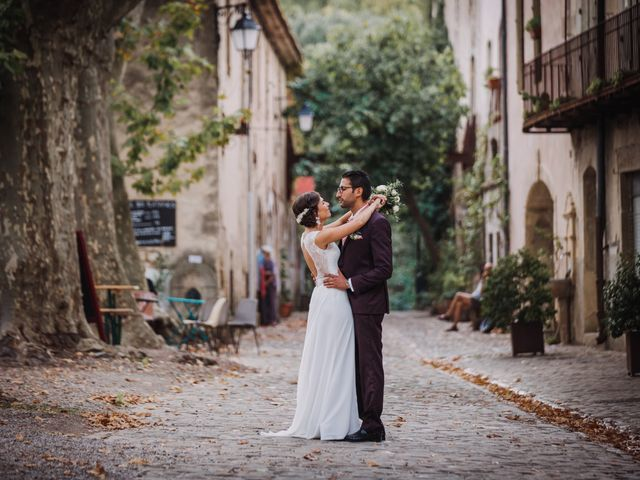 Le mariage de Norman et Manon à Villeneuvette, Hérault 31