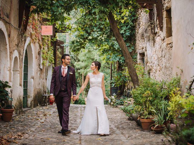 Le mariage de Norman et Manon à Villeneuvette, Hérault 32