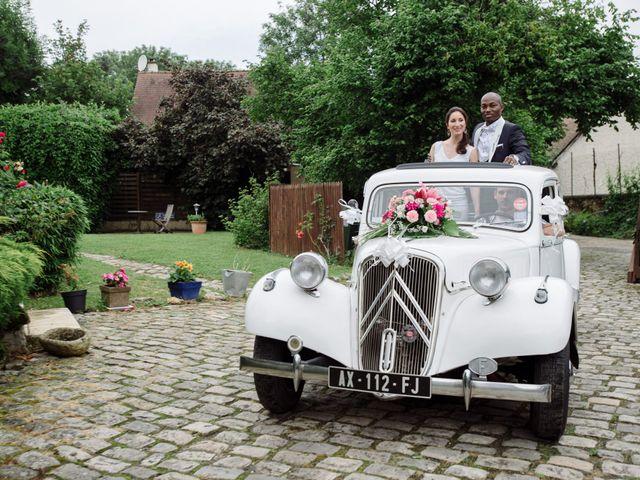 Le mariage de San et Cécile à Paris, Paris 24