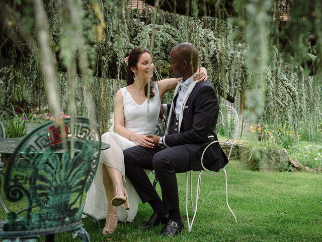 Le mariage de San et Cécile à Paris, Paris 26