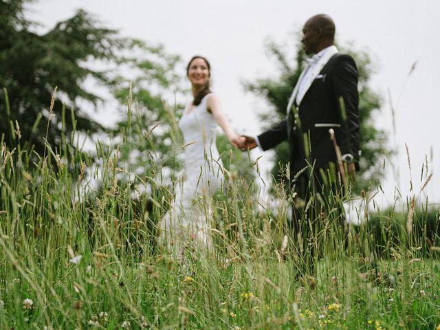 Le mariage de San et Cécile à Paris, Paris 28