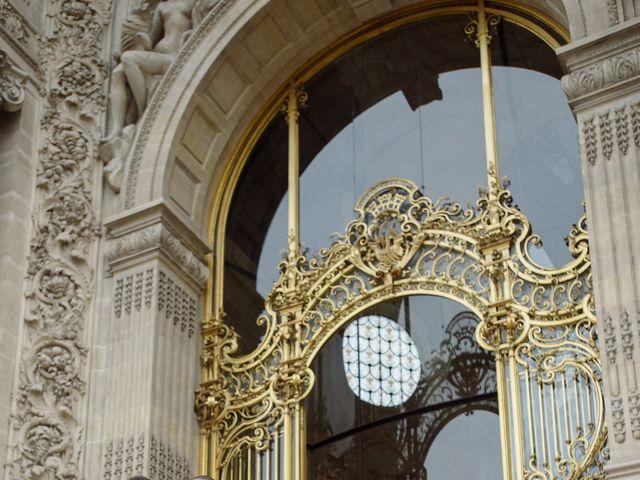 Le mariage de San et Cécile à Paris, Paris 18