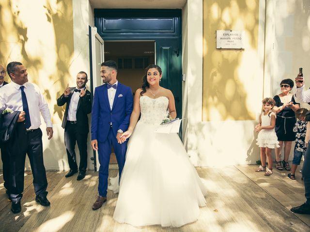 Le mariage de Jérôme et Mikaëlle à Nice, Alpes-Maritimes 33