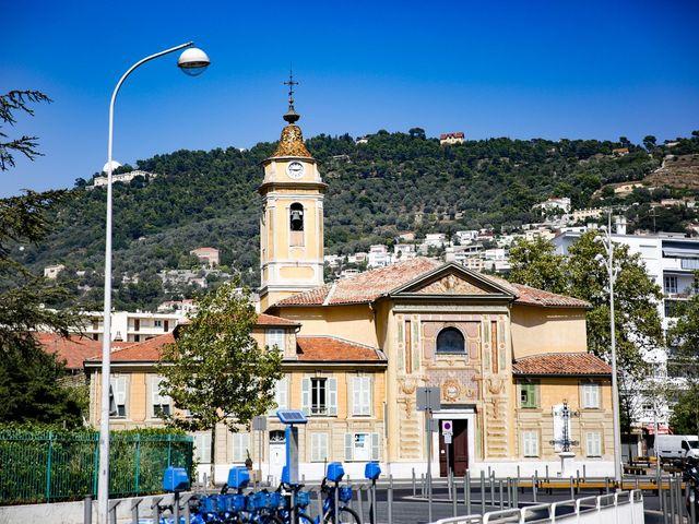 Le mariage de Jérôme et Mikaëlle à Nice, Alpes-Maritimes 41
