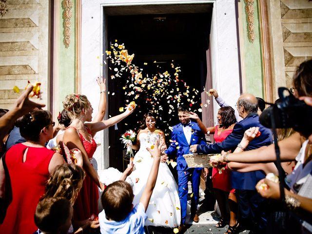 Le mariage de Jérôme et Mikaëlle à Nice, Alpes-Maritimes 95