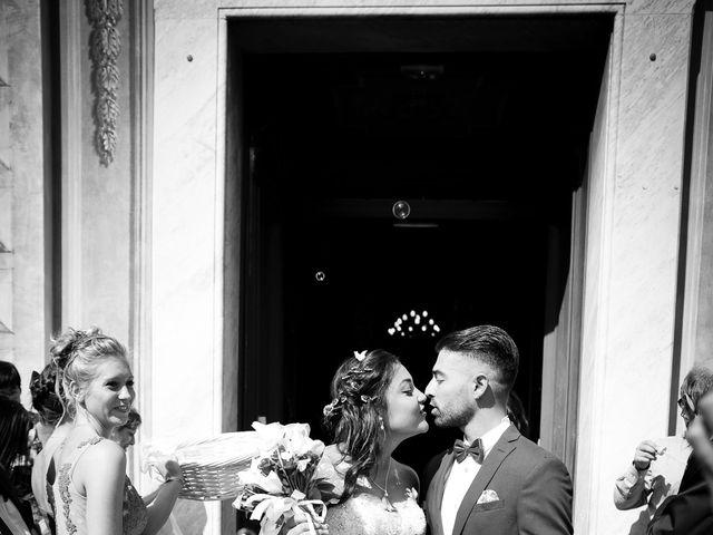 Le mariage de Jérôme et Mikaëlle à Nice, Alpes-Maritimes 98