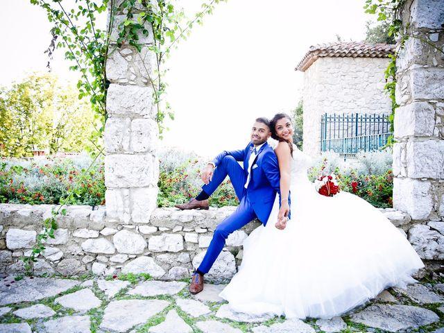 Le mariage de Jérôme et Mikaëlle à Nice, Alpes-Maritimes 132