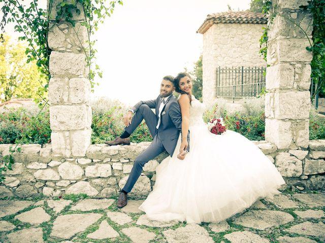 Le mariage de Jérôme et Mikaëlle à Nice, Alpes-Maritimes 133