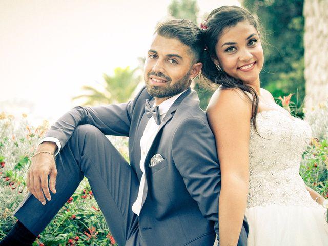Le mariage de Jérôme et Mikaëlle à Nice, Alpes-Maritimes 136
