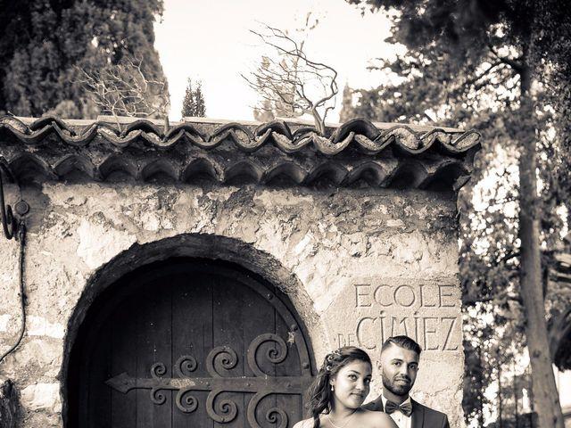 Le mariage de Jérôme et Mikaëlle à Nice, Alpes-Maritimes 156