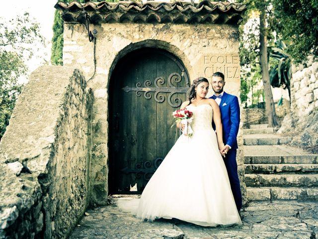 Le mariage de Jérôme et Mikaëlle à Nice, Alpes-Maritimes 158