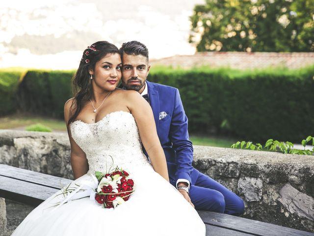 Le mariage de Jérôme et Mikaëlle à Nice, Alpes-Maritimes 196